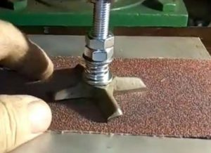 Как заточить нож мясорубки